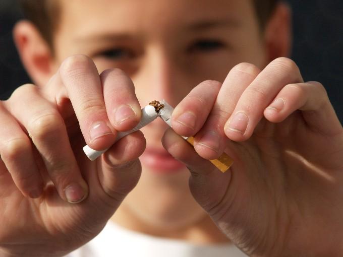 快眠方法-たばこ