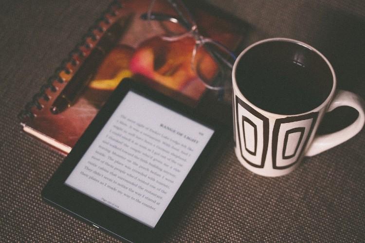 断酒で読書時間が増えたイメージ